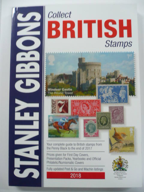Collect Britisch Stamps 2018 - Foto 1