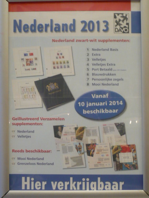 Supplementlijsten Davo Nederland 2013 - Foto 2